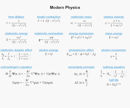 【免費教育App】Physics Equations-APP點子