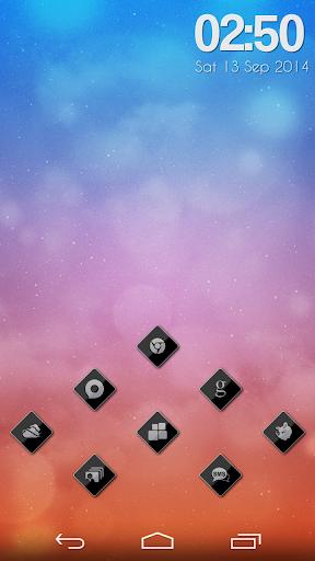 VM12 Black Diamond Icons