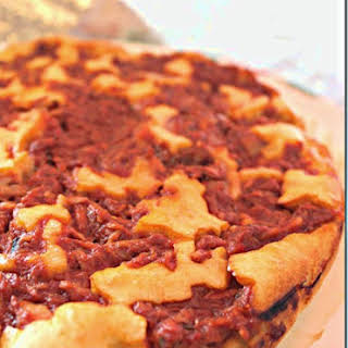 Brazilian Tuna Cake.