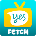 Optus TV with Fetch icon