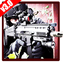 Commando Gunship Frontline War icon