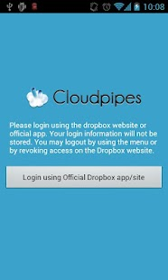 Cloudpipes eXTenDeD - screenshot thumbnail