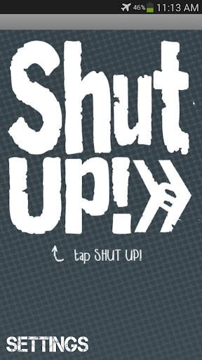 【免費娛樂App】ShutUp! App (Smosh) Free-APP點子