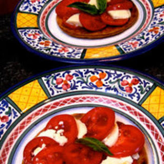 Harvest Tomato-Cheese Tartlets