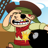 Clumsy Pirates