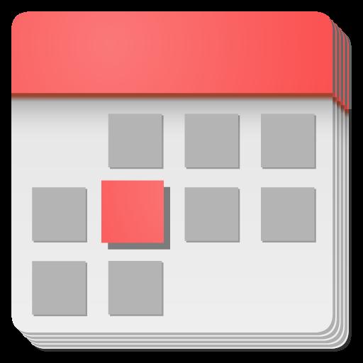 日曆桌面屏幕小部件小部件2015年(原質化設計版) 個人化 App LOGO-APP試玩