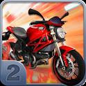 3D Turbo Moto 2 icon