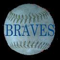 Schedule Atlanta Braves fans icon