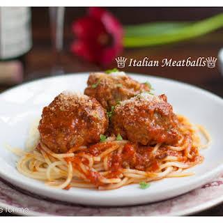 How to Make Italian Meatballs.