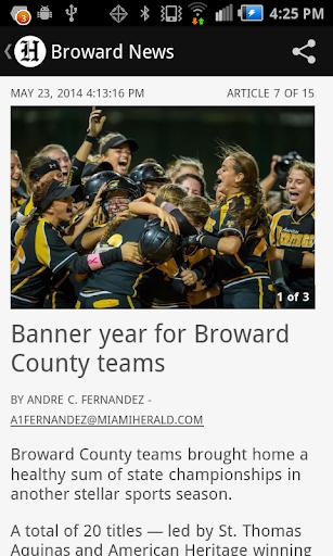 Herald High School Sports