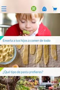 Alimenta Sonrisas de Danone - screenshot thumbnail