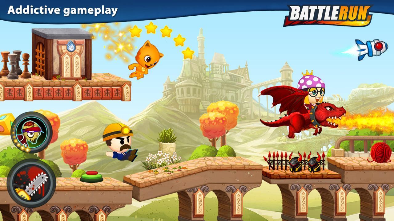 Battle Run screenshot #2