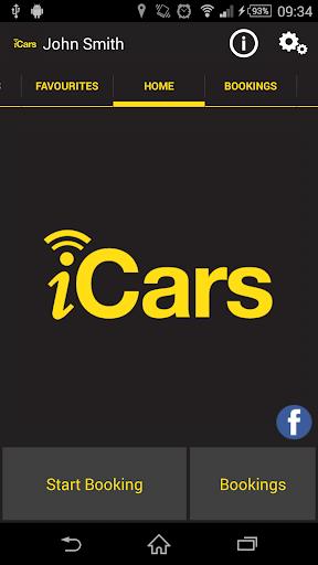 iCars Swale Taxi Minicab App