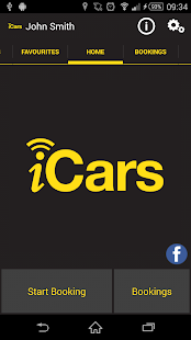 iCars Swale Taxi & Minicab App- screenshot thumbnail