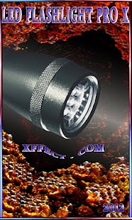 Led Flashlight Pro X- screenshot thumbnail