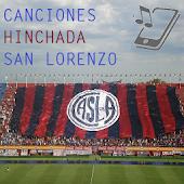 Ringtones San Lorenzo Hinchada