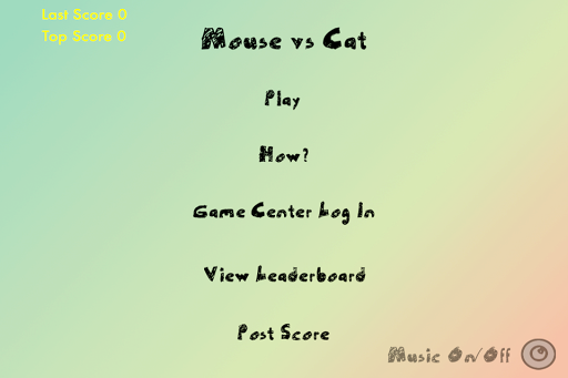 The Mouse Verse Cats Game