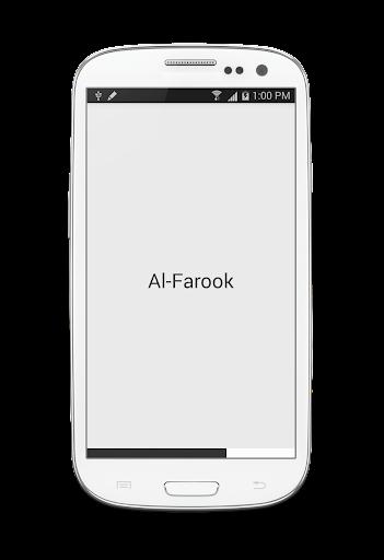 Al Farook School Parent App