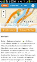 Screenshot of Dubai Guide, Hotels & Weather