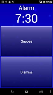 Smart Alarm (Alarm Clock) Screenshot
