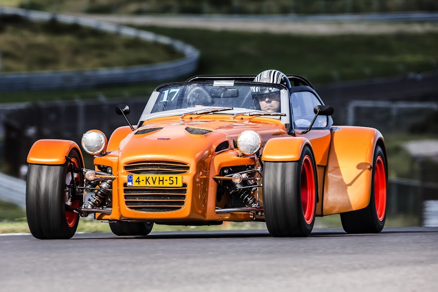 Donkervoort by Patrick Quispel - Sports & Fitness Motorsports ( donkervoort, track, circuit, racecar, motorsport, zandvoort, motorsports )
