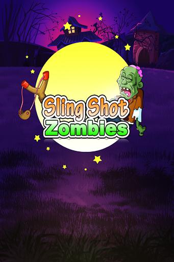 Slingshot shooting zombie Free