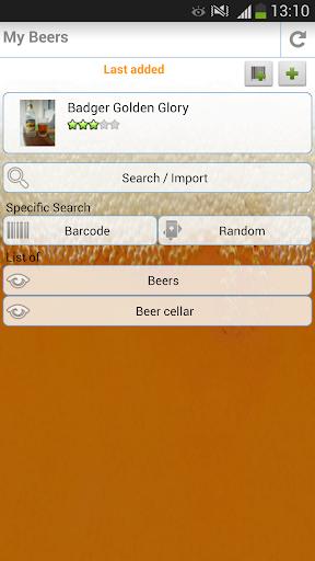 My Beers Free