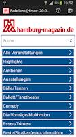 Screenshot of Hamburg Magazin