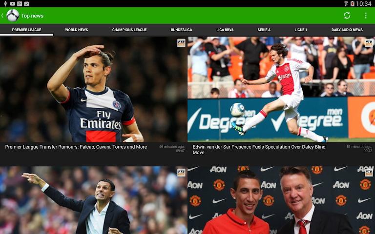 android Fußball Ergebnisse - FotMob Screenshot 0