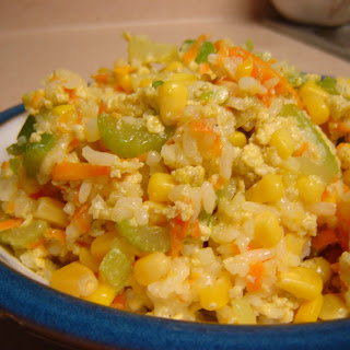 The Quick & Tasty Fried Rice Recipe!