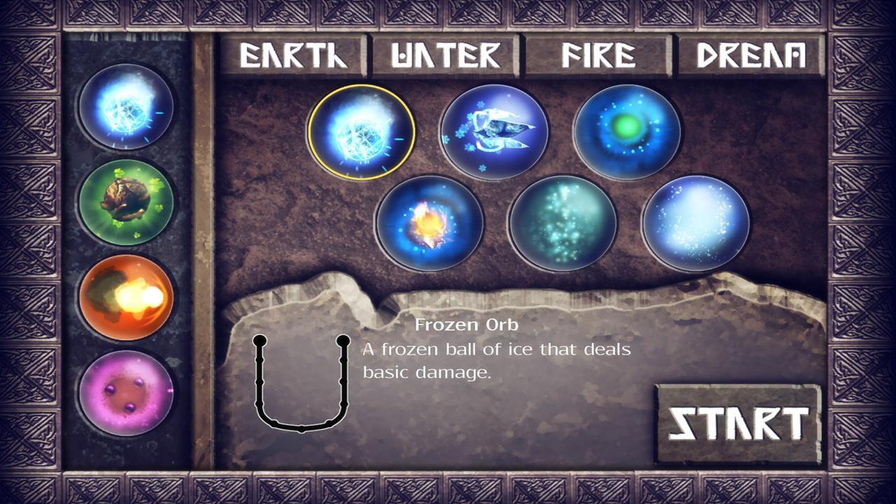 Runic Rumble - screenshot