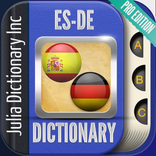 Spanish German Dictionary Pro