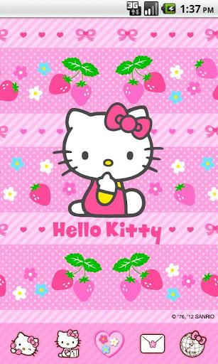 Hello Kitty Strawberry Sweetie