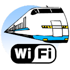 Wireless LAN Wi-Fi Train Alarm icon