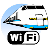 Wireless LAN Wi-Fi Train Alarm