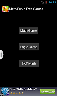 Math Fun n Free Games- screenshot thumbnail