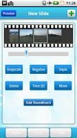 Screenshot of Sloovie: Slideshow Creator