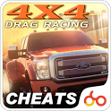 Drag Racing 4x4 Cheats Hack icon