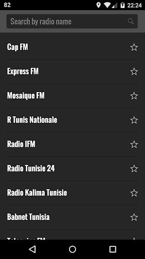 ラジオ チュニジア