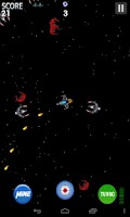 Screenshot of Space Shooter