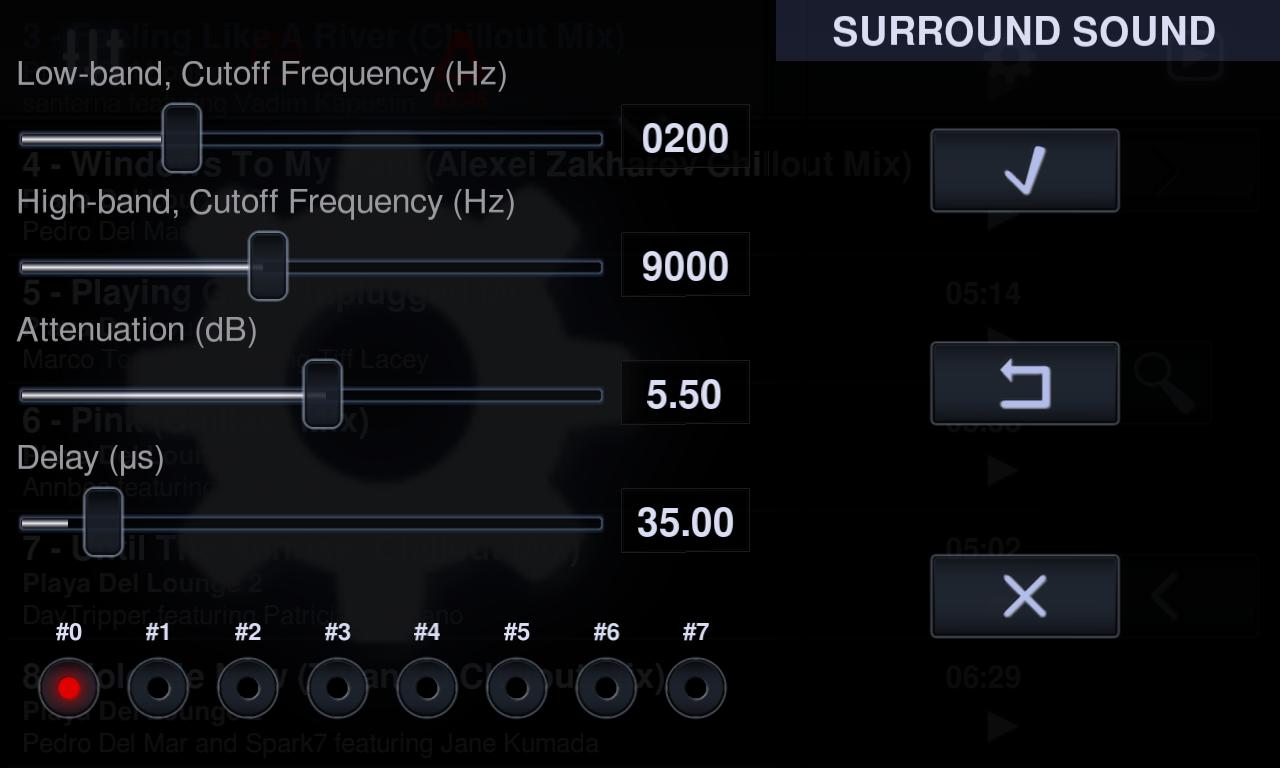 Neutron Music Player screenshot #15