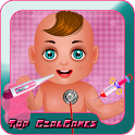 Baby Hospital - Caring Game icon