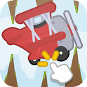 Tap to Fly Airplane Game: Free icon
