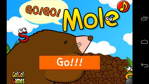 Go Go Mole