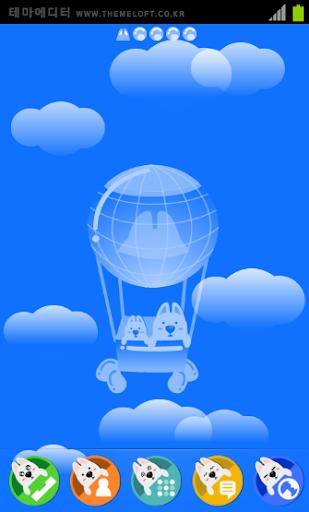 Teeskii GO Launcher Theme