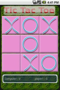 Tic Tac Toe Classic - screenshot thumbnail