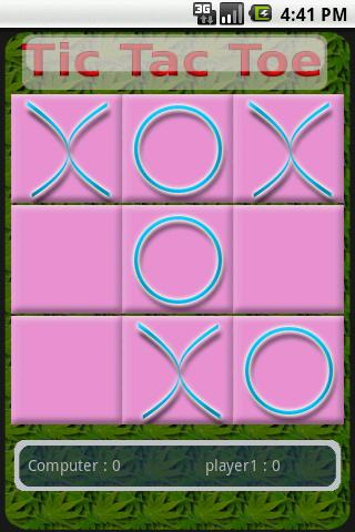 Tic Tac Toe Classic - screenshot