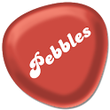 Pebbles HD Apex Nova Holo Adw icon