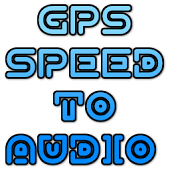 GPS Speed To Audio for Sports