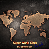 Super World Clock Free